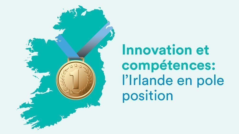Innovation et compétences : l'Irlande en pole position selon le rapport 2017 de la Commission européenne