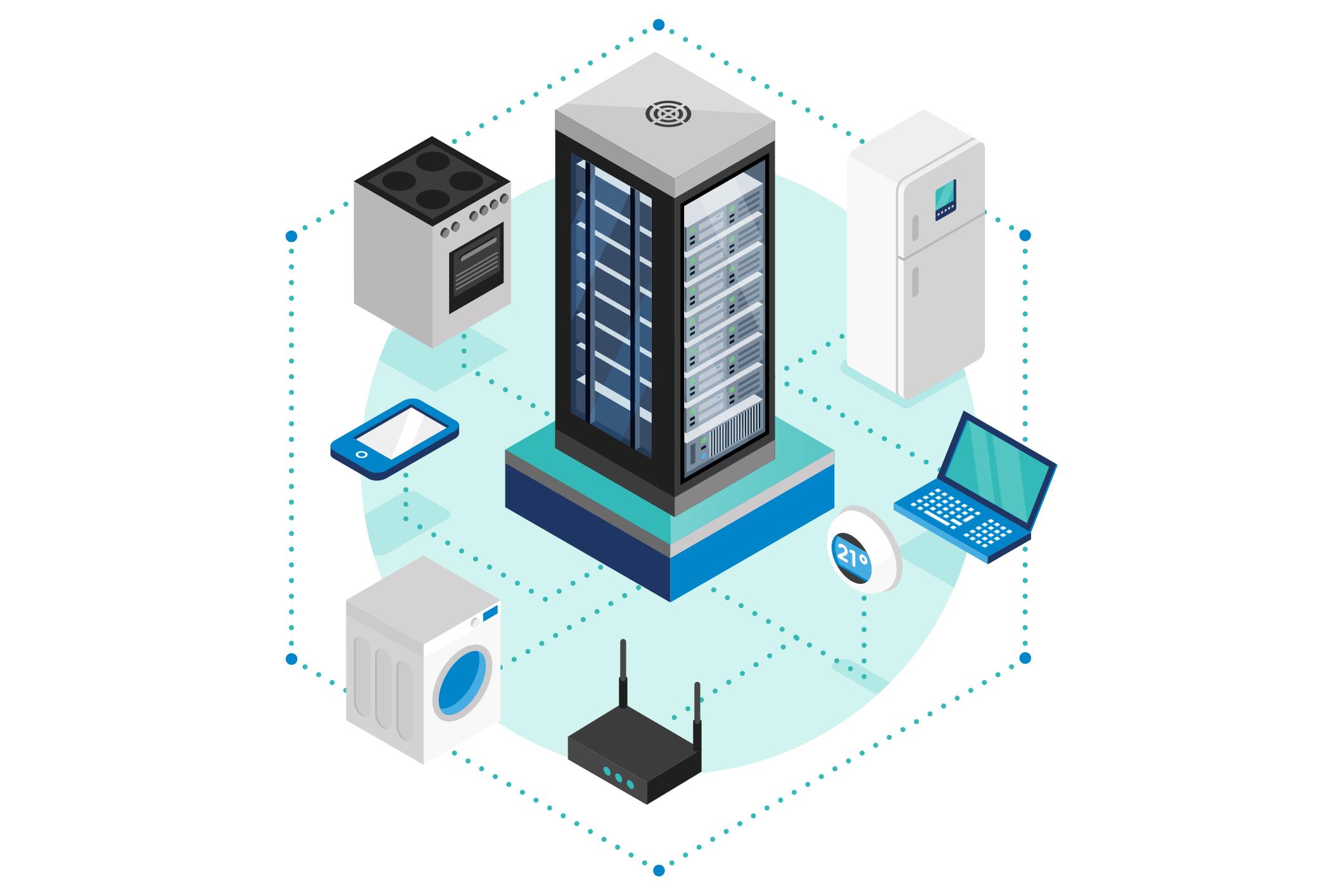 Internet des objets : conséquences sur les datacenters