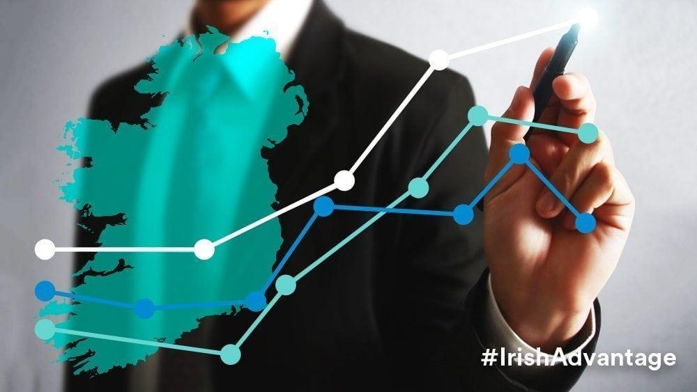Croissance : Pour la quatrième année consécutive, l'Irlande est le pays de l'Union européenne à plus forte croissance à raison de +7,8 %