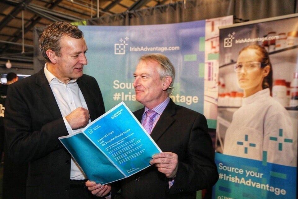 Fintech : selon Chris Skinner, l'Irlande est l'endroit idéal pour les banques