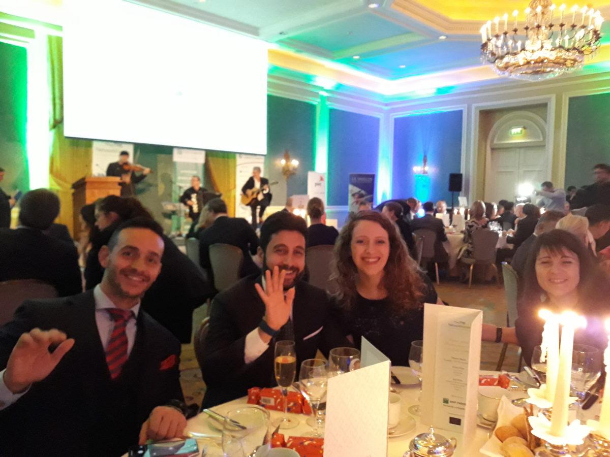 Meilleure entreprise irlandaise en France : les sociétés accompagnées par Enterprise Ireland récompensées